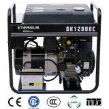 8.5kw Generator met Wheels&Handles (BK12000)