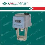 Los actuadores/HVAC de las válvulas de Df/Q-Xe/Xg controlan productos