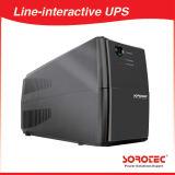 Riga UPS interattiva 600 - UPS in linea della cremagliera 2000VAC & della torretta