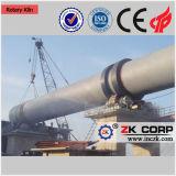 Horno rotatorio calcinado ambiental del coque del petróleo