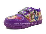 Милая обувь спортов малыша печатание 3D (J2301-B)