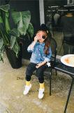 Хлопок малыша цвета конфеты Socks симпатичной чулок Striped девушкой