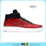 De kleurrijke Hoge Hoogste Schoenen van de Tennisschoen