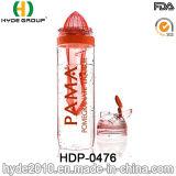 нов пластичная бутылка воды вливания плодоовощ 950ml, BPA освобождает бутылку воды Tritan (HDP-0476)