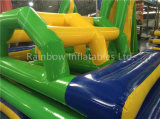 PVC Inflatable Water Tower, Water Slide, Water Park를 위한 Floating Inflatable Water Game