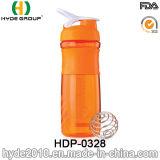 يحرّر [800مل] [ببا] بلاستيكيّة رجّاجة زجاجة مع كرة صامد للصدإ, 2017 بلاستيكيّة بروتين رجّاجة زجاجة ([هدب-0328])