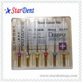 Dentsply tratamiento de conducto Protaper archivos de material dental