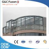 De verschillende Houten Fabrikant van de Vensters van het Aluminium van Finshed van de Oppervlakte van de Kleur Glijdende in Guangzhou