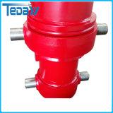 Único cilindro ativo telescópico do petróleo