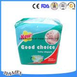 Gute Qualitätskundenspezifische Wegwerfbaby-Waren-Baby-Windel