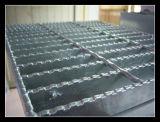 Grata galvanizzata antisdrucciolevole seghettata dell'acciaio