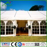 Grosses Outdoor White Marquee für Events