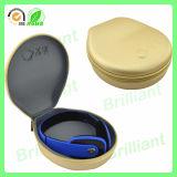 Caixa protetora personalizada dos auscultadores de EVA para o armazenamento (HC-2038)