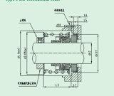 Selo mecânico padrão com única mola (FBD)