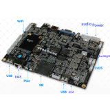 Rockchip Rk3066 ArmCortex-A9 1.5g androides Digital Signage-Motherboard