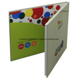 LCD Video Card Brochure для Brand Promotion, Advertizing, Greetng Card (ID7001)