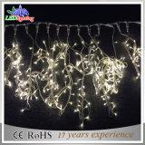 Luz de inclinación de la cortina de Navidad del partido LED de la decoración de interior de la Navidad