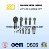 自動車部品のためのOEMによってカスタマイズされる鋳鉄の鋳造ポンプ