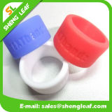 Personifizierte Form, die bunte Silikon-Finger-Ringe (SLF-SR015, bekanntmacht)
