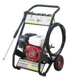Venda quente! 5.5HP Gasoline High Pressure Cleaning Machine With168f Engine High Pressure Washer