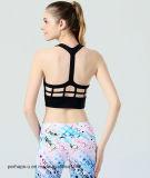 Женская тельняшка пригодности одежд йоги никакой бюстгальтер оправ резвится нижнее белье