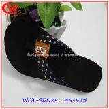 ボヘミアの夏のスリッパの方法女性のサンダルの靴