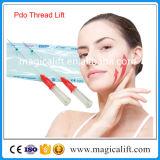 Linha dobro farpada da linha da roda denteada do levantamento de face do cuidado de pele do nó da roda denteada/furacão de Pdo