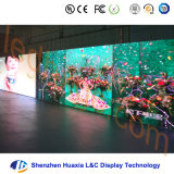 LED Video Wall를 위한 높은 Quality LED Display Cabinet