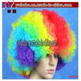 Parrucca dei capelli di Afro del partito delle decorazioni dei Giochi Olimpici (PS2017)
