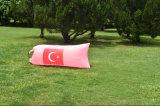 Sofá de pouco peso do saco de sono do ar do lugar frequentado de Laybag do artigo quente da venda, o Laybag oblongo colorido
