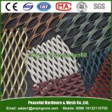 Uitgebreid Netwerk/het Netwerk van het Staal/het Netwerk van het Aluminium/de Lat van het Metaal