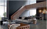 3+2 L sofà vivente del tessuto di figura (SF072)