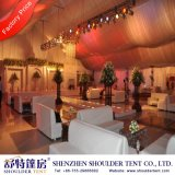 Promotion에 유럽에 있는 500명의 사람들 Luxury Transparent Wedding Marquee Tent