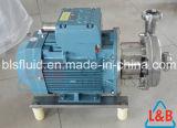 Pompe centrifuge d'acier inoxydable de Saniatry