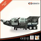 Heißer Verkaufs-neues Entwurfs-China-Zerkleinerungsmaschine-Mobile mit der Kapazität 50-800tph