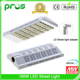 高いLumen Outdoor Waterproof LED Street Lighting 30With60With90With120With150With180W