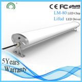 1200mm 40W 50W Tri-Proof LED Light mit 5 Years Warranty