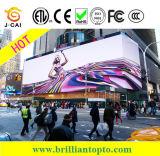 Exposição de diodo emissor de luz ao ar livre Billaboard para anunciar (P10)