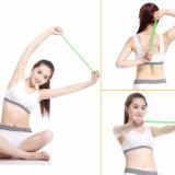 Exercitar sua corda de tração elástica elevada da aptidão do silicone dos músculos em qualquer lugar