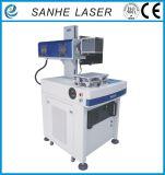 De Laser die van Co2 de Teller van de Machine voor het Plastic Glas van het Metaal merkt