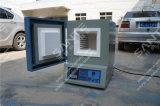 Digital horno de mufla cerámica-6L 1200c Cámara de fibra