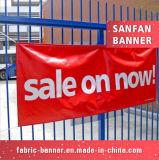 大きいフォーマットの高品質のカスタム印刷のビニールの網の旗