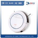 Balayage intelligent de vie sèche d'appareil ménager et aspirateur de robot de lavette pour l'étage avec à télécommande