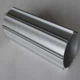 Perfil de aluminio de la protuberancia del carácter de la oxidación del cepillo