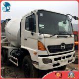 販売のための使用されたHino 500の具体的なミキサーのトラックを運転する右手(再製してまたは塗り直しなさい)