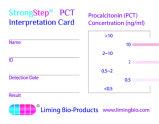 Essai rapide diagnostique de Procalcitonin (PCT) in vitro