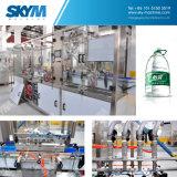 завод автоматической минеральной вода 3L/5L/10L разливая по бутылкам