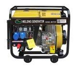 6.5kw/186f Diesel van het lassen Generator (DG6000SEW)