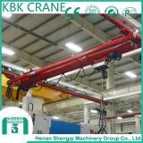 Guindaste leve amplamente utilizado de Kbk da capacidade da oficina