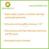 Quadratisches LED-Deckenleuchte-Panel mit 135lm/W